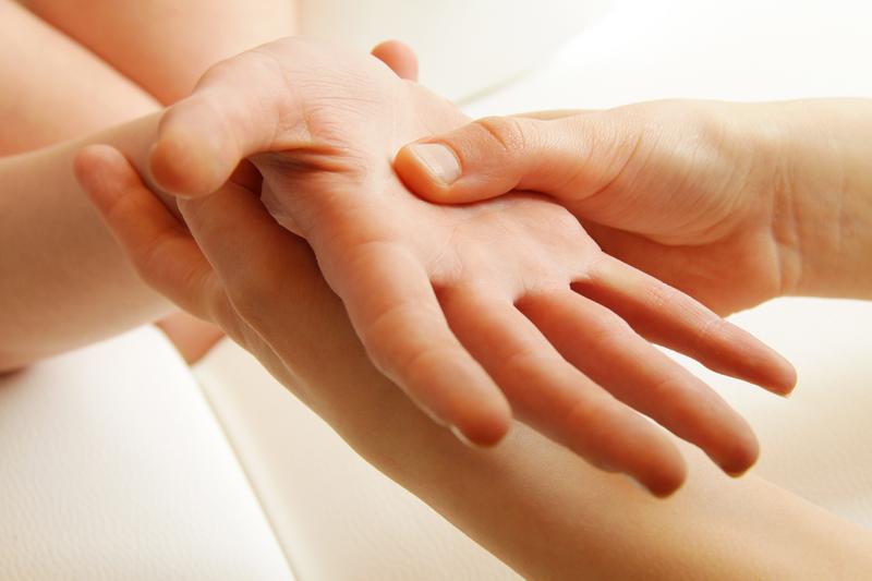 Handtherapie Ergotherapie